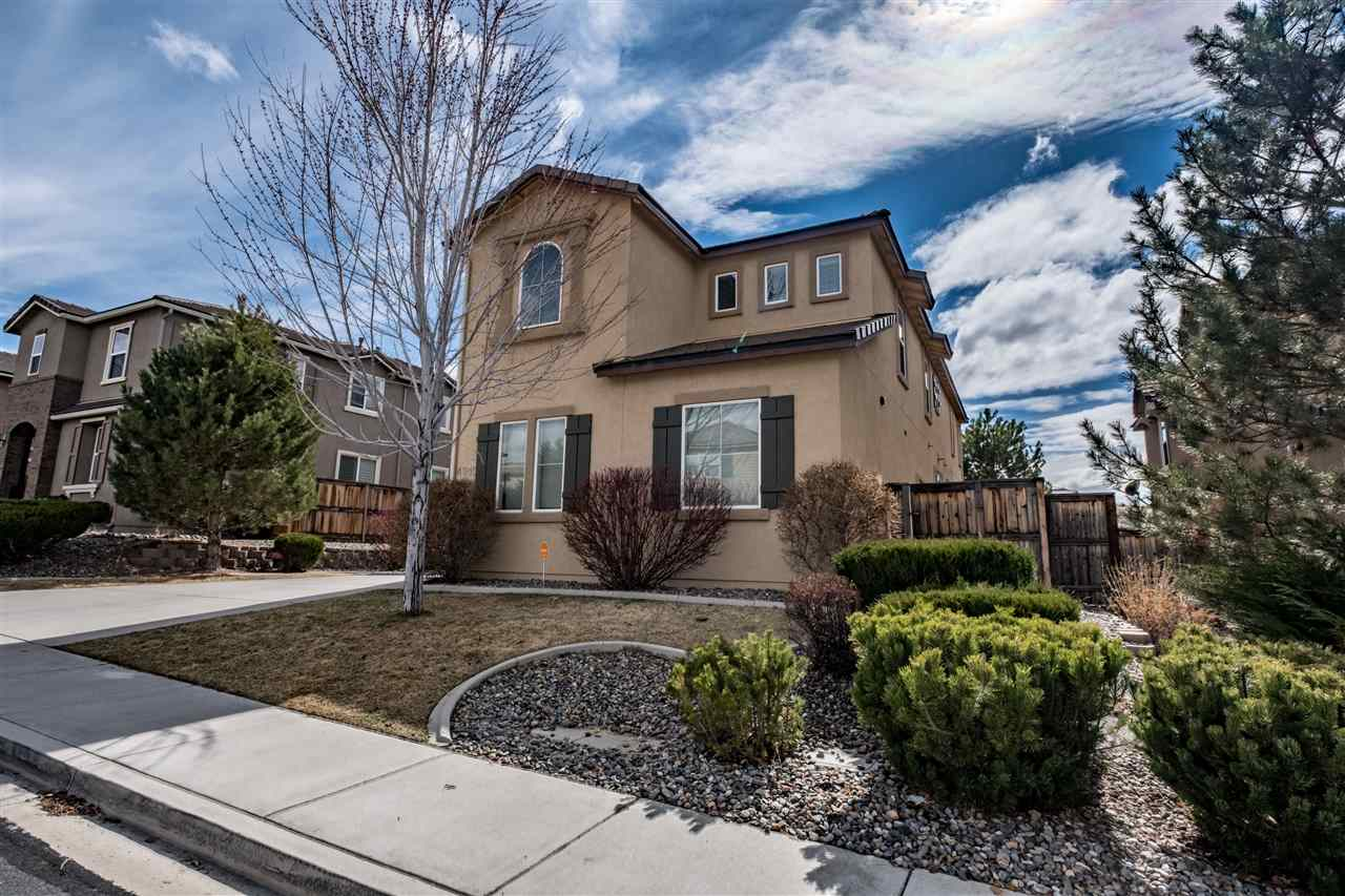Single Family Home for Active at 4945 High Pass Drive 4945 High Pass Drive Sparks, Nevada 89436 United States