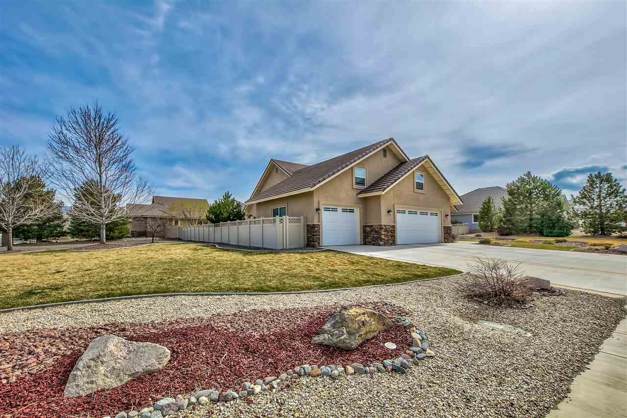 Single Family Home for Active at 111 Denio 111 Denio Dayton, Nevada 89403 United States