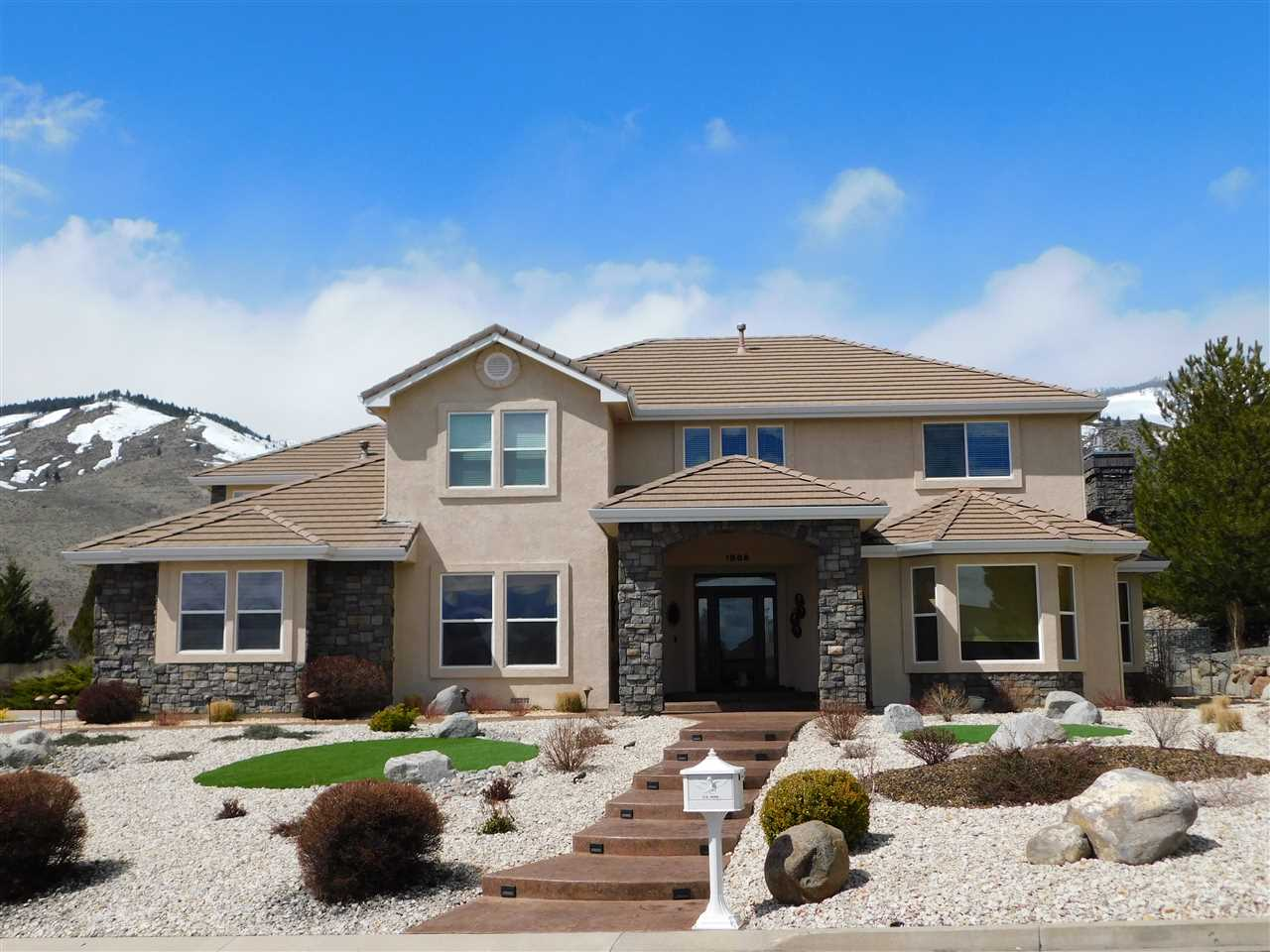 Single Family Homes for Active at 1866 Wellington East Carson City, Nevada 89703 United States
