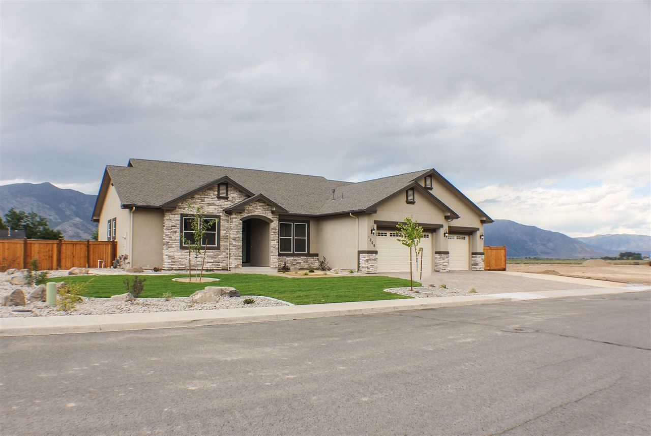 Single Family Homes for Active at 1008 Rocky Terrace Gardnerville, Nevada 89460 United States