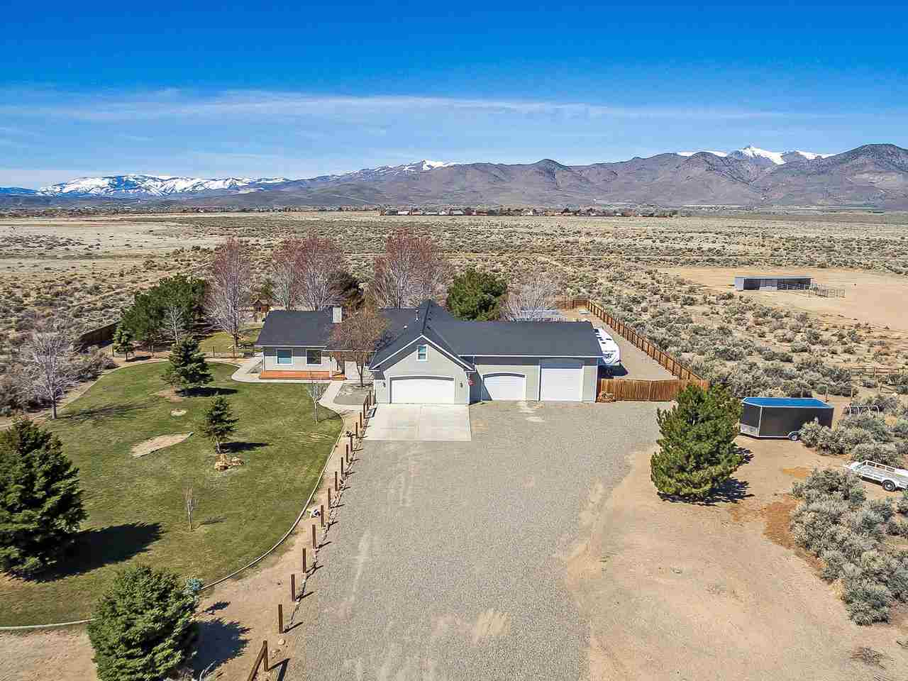 Single Family Home for Active at 107 Rancho Road 107 Rancho Road Dayton, Nevada 89503 United States