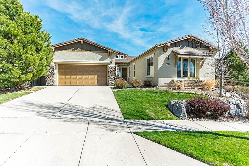 Single Family Homes por un Venta en 2370 Hickory Hill Way Reno, Nevada 89523 Estados Unidos