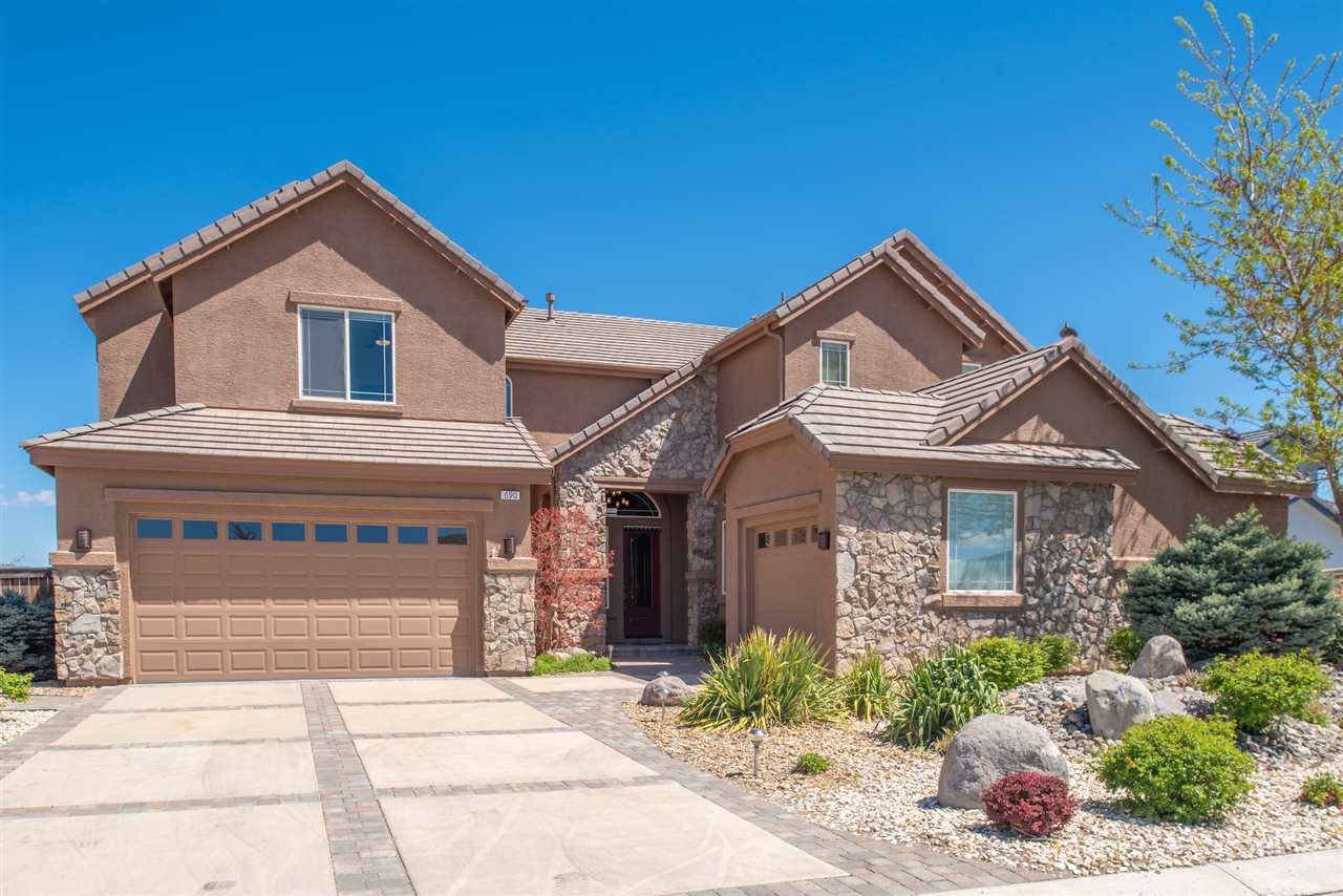 single family homes for Active at 690 St. Andrews Drive Dayton, Nevada 89403 United States