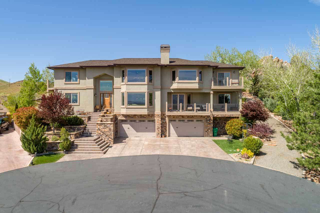 Single Family Homes for Active at 965 De Roca Court Sparks, Nevada 89436 United States