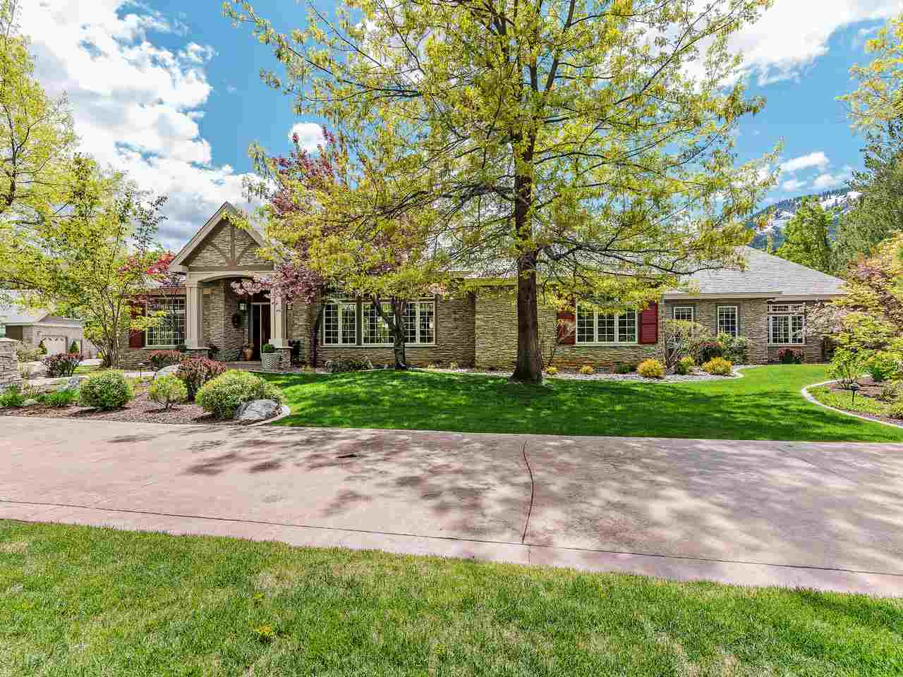 single family homes for Active at 7123 Franktown Road Washoe Valley, Nevada 89704 United States