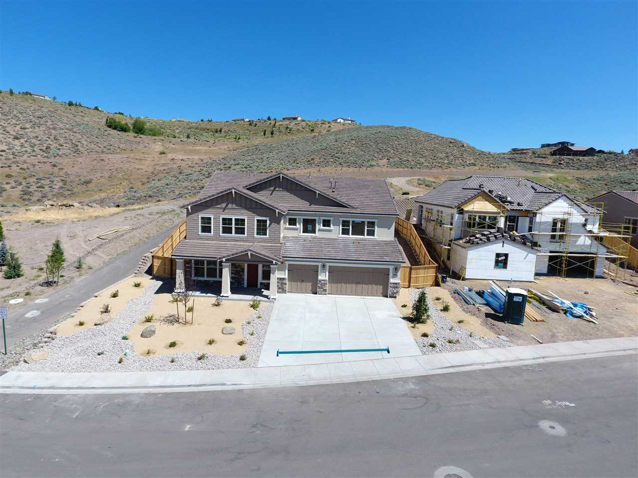 single family homes for Active at 10175 Gooseberry Court Reno, Nevada 89523 United States