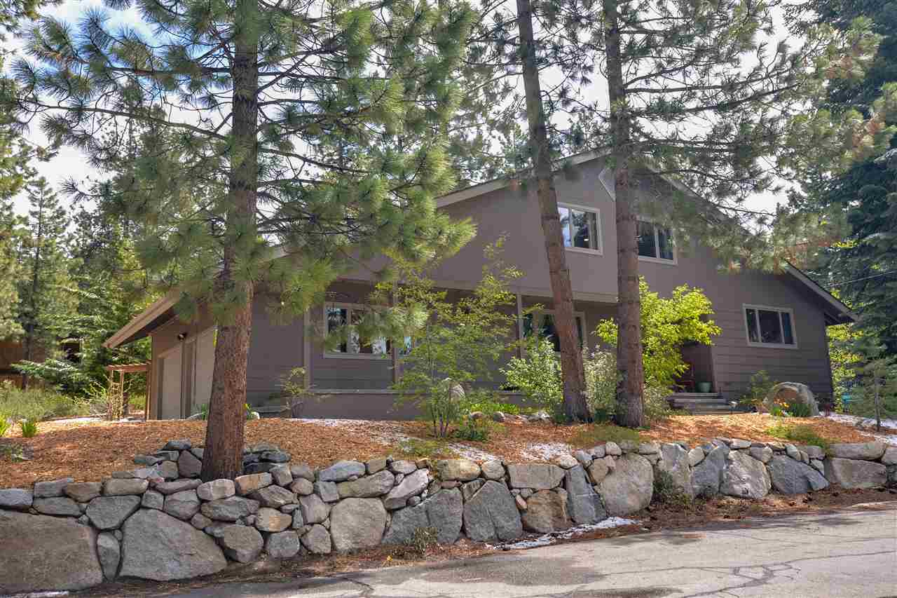 Single Family Homes for Active at 3 Ute Court Zephyr Cove, Nevada 89448 United States