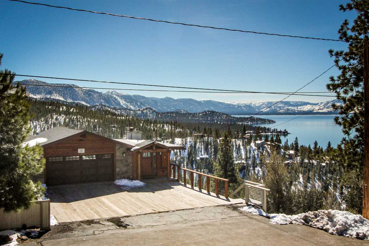 Single Family Homes for Active at 269 Wren Drive Zephyr Cove, Nevada 89413 United States