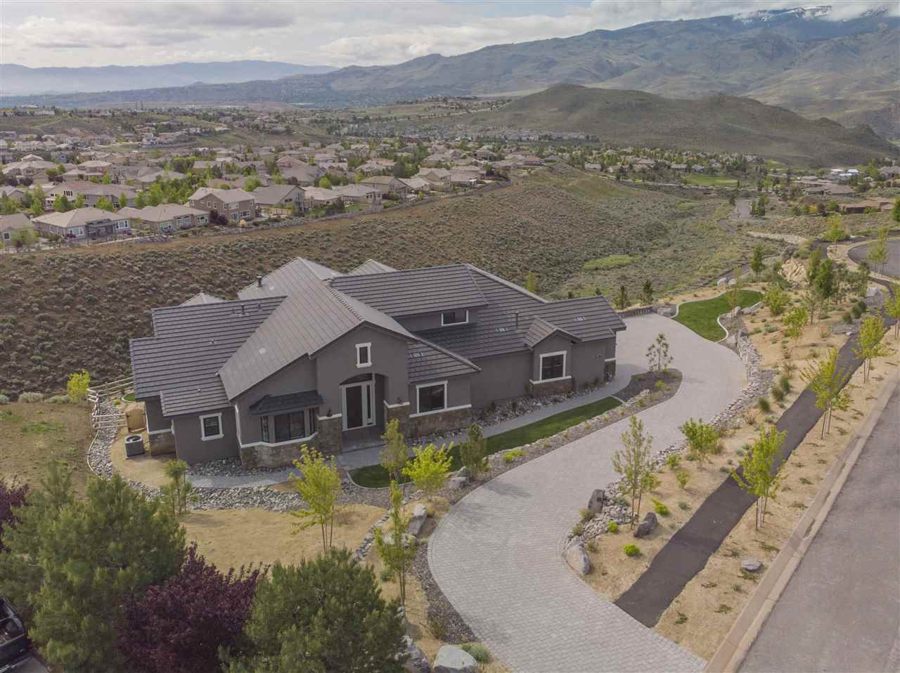 Single Family Homes for Active at 2400 MOUNTAIN SPIRIT Trail Reno, Nevada 89523 United States