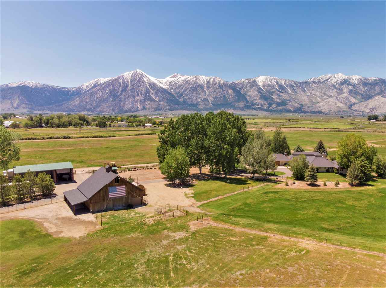 Single Family Homes for Active at 1290 Centerville Lane Gardnerville, Nevada 89410 United States