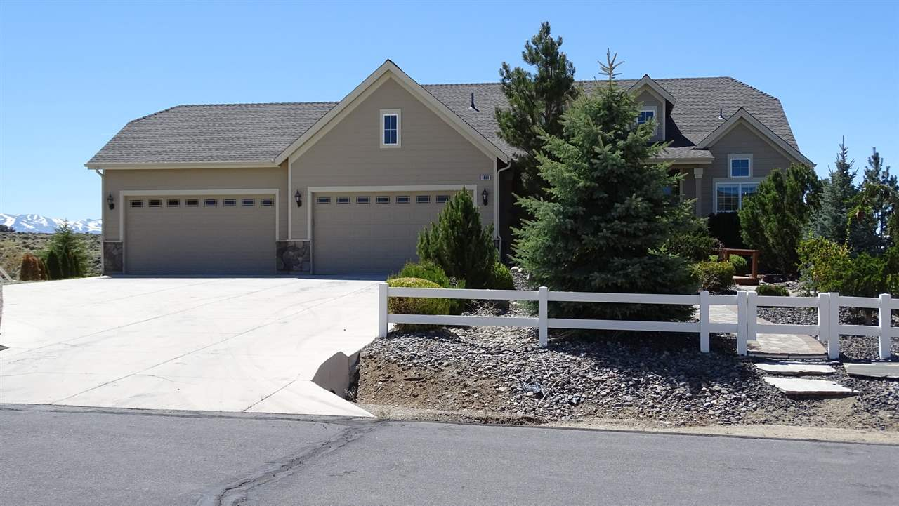 Single Family Homes por un Venta en 1690 Chiquita Circle Minden, Nevada 89423 Estados Unidos