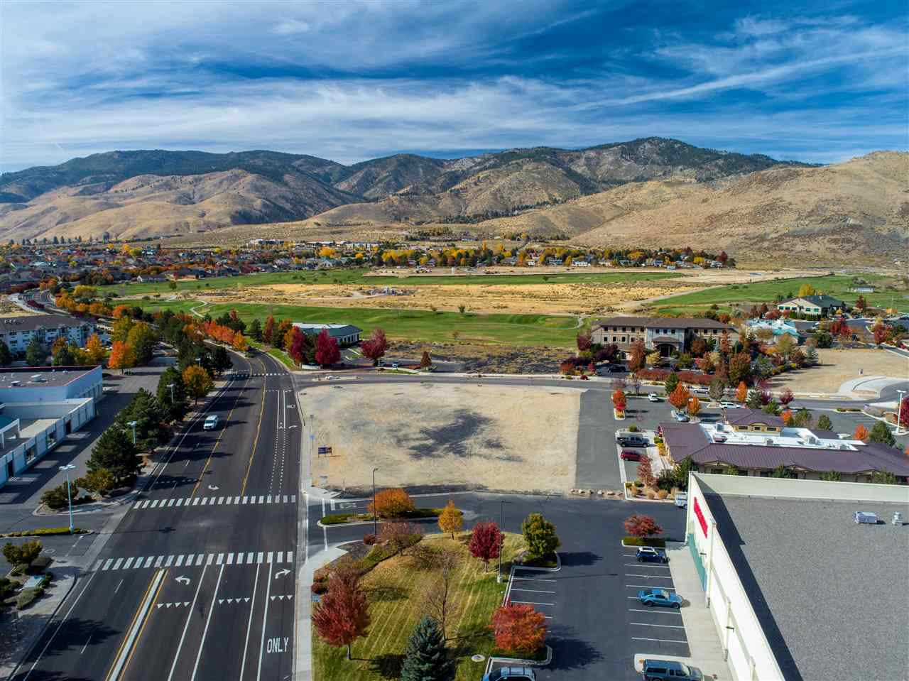 Land for Active at W College Parkway Carson City, Nevada 89703 United States