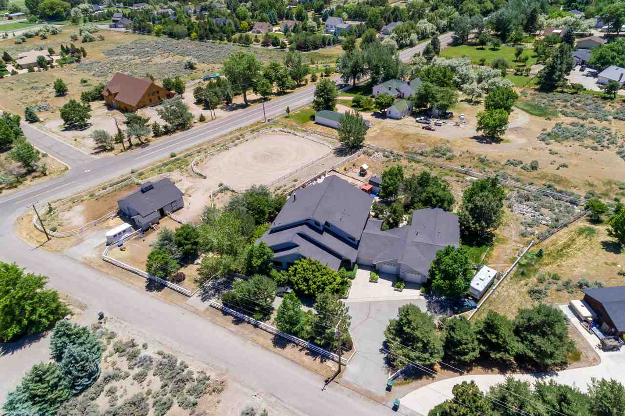 Single Family Homes for Active at 2384 CENTENNIAL Drive Genoa, Nevada 89411 United States