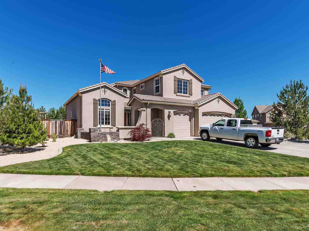 7110 Lodgepole Pine Court, Reno, NV 89523-3827