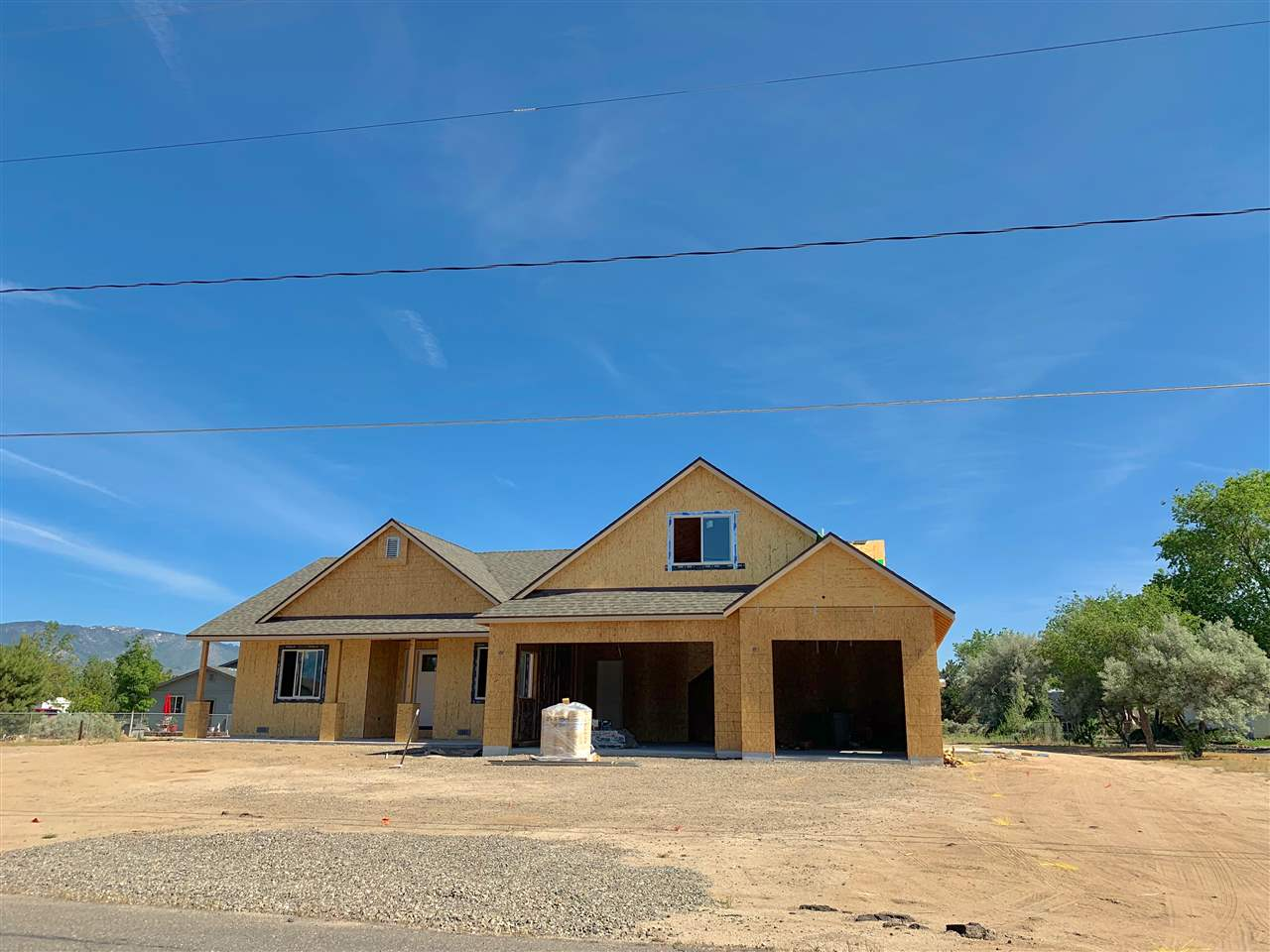 Single Family Homes for Active at 1338 Downs Drive Minden, Nevada 89423 United States