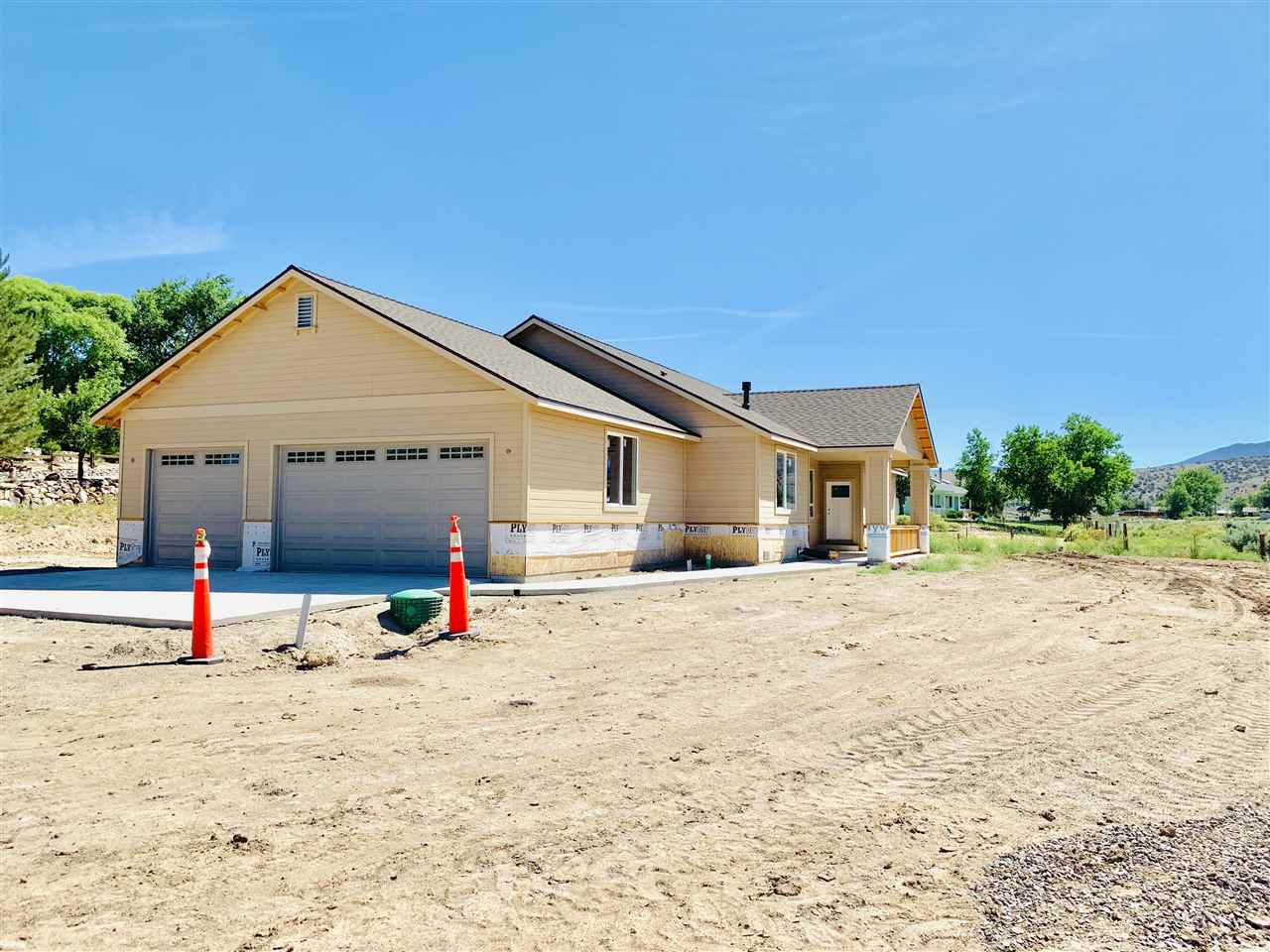 Single Family Homes for Active at 815 Horseman Gardnerville, Nevada 89410 United States