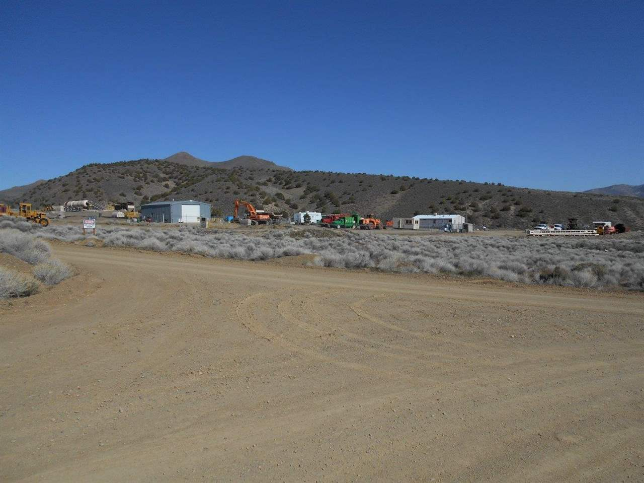 Land for Active at Dun Glen Mine on Dun Glen Road Imlay, Nevada 89418 United States