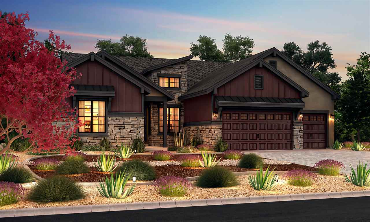Single Family Homes for Active at 4005 Whispering Pine Loop Reno, Nevada 89519 United States