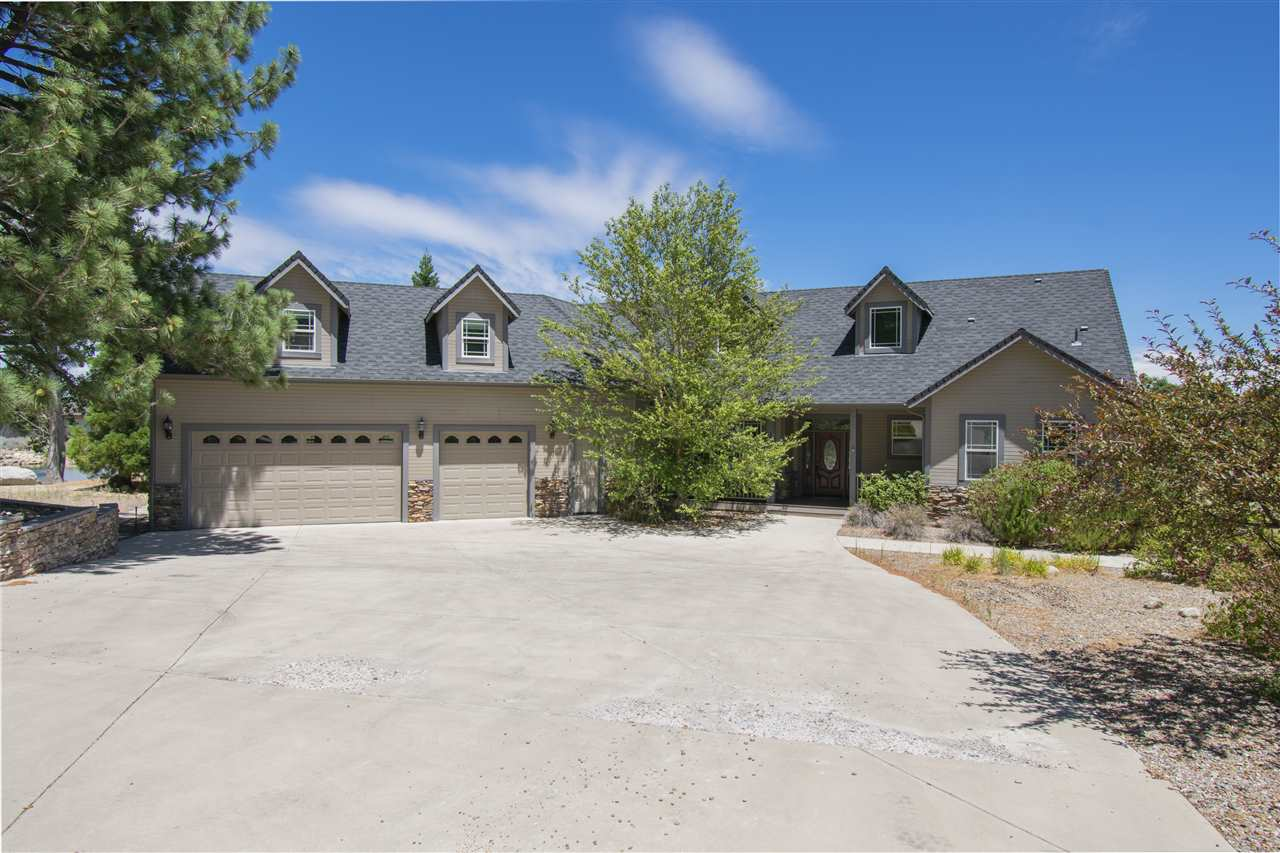 Single Family Homes for Active at 193 Taylor Creek Road Gardnerville, Nevada 89460 United States