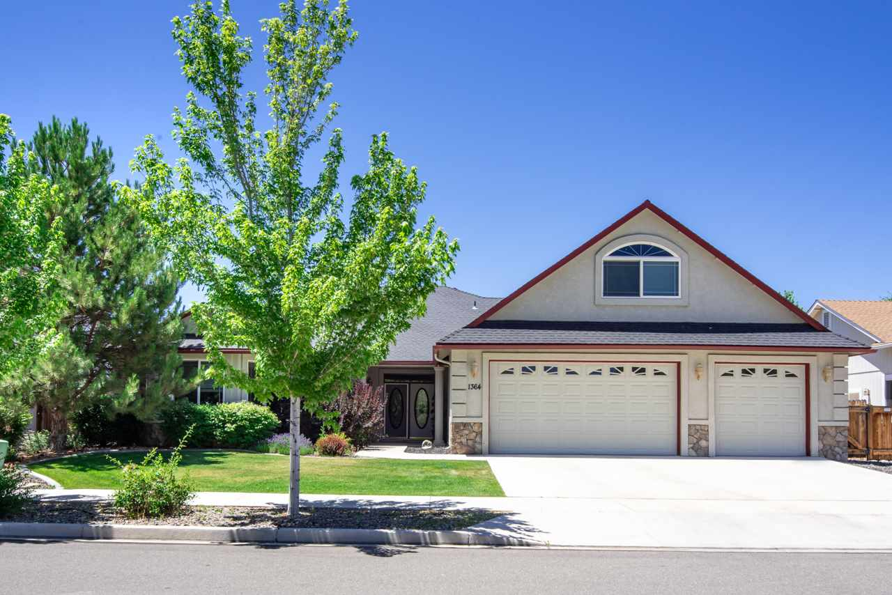 Single Family Homes for Active at 1364 Bryan Lane Gardnerville, Nevada 89410 United States
