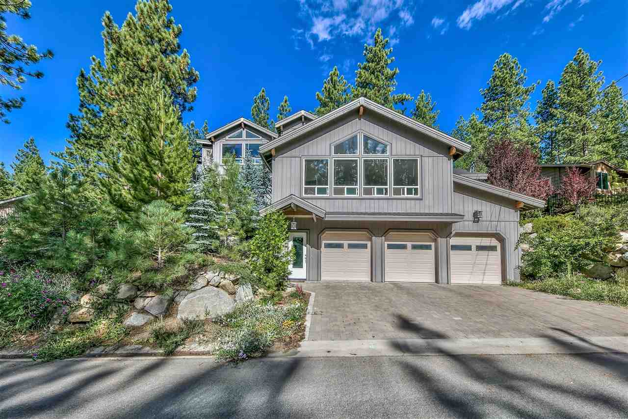 Single Family Homes for Active at 240 Mcfaul Way Zephyr Cove, Nevada 89448 United States