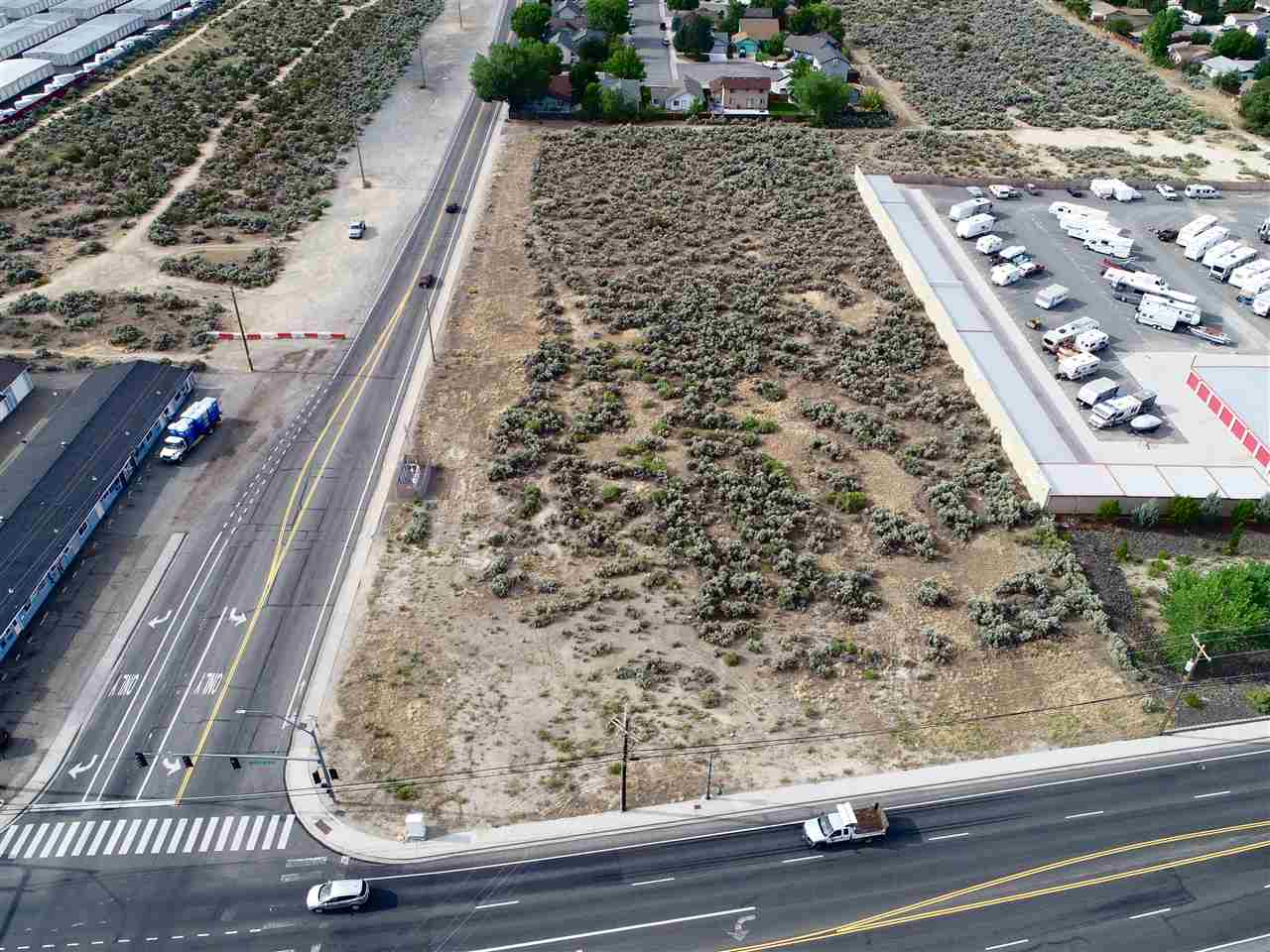 Land for Active at Fairview Dr / Saliman Road Carson City, Nevada 89701 United States