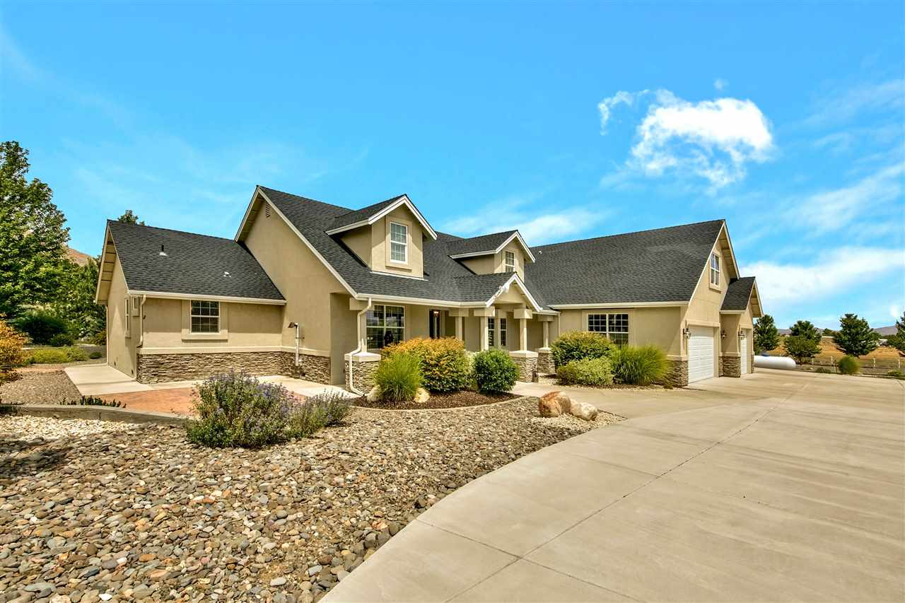 Single Family Homes por un Venta en 391 Angelina Circle Wellington, Nevada 89444 Estados Unidos
