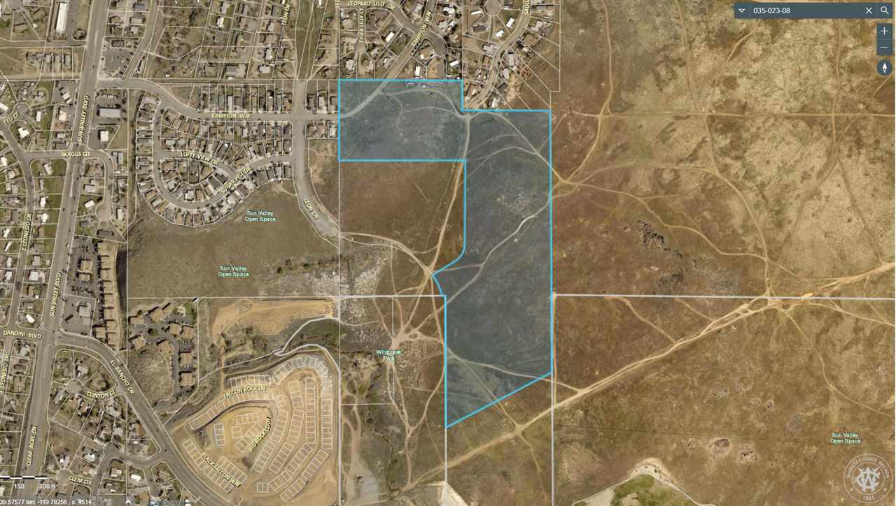 Land for Active at Rampion Way Reno, Nevada 89433 United States