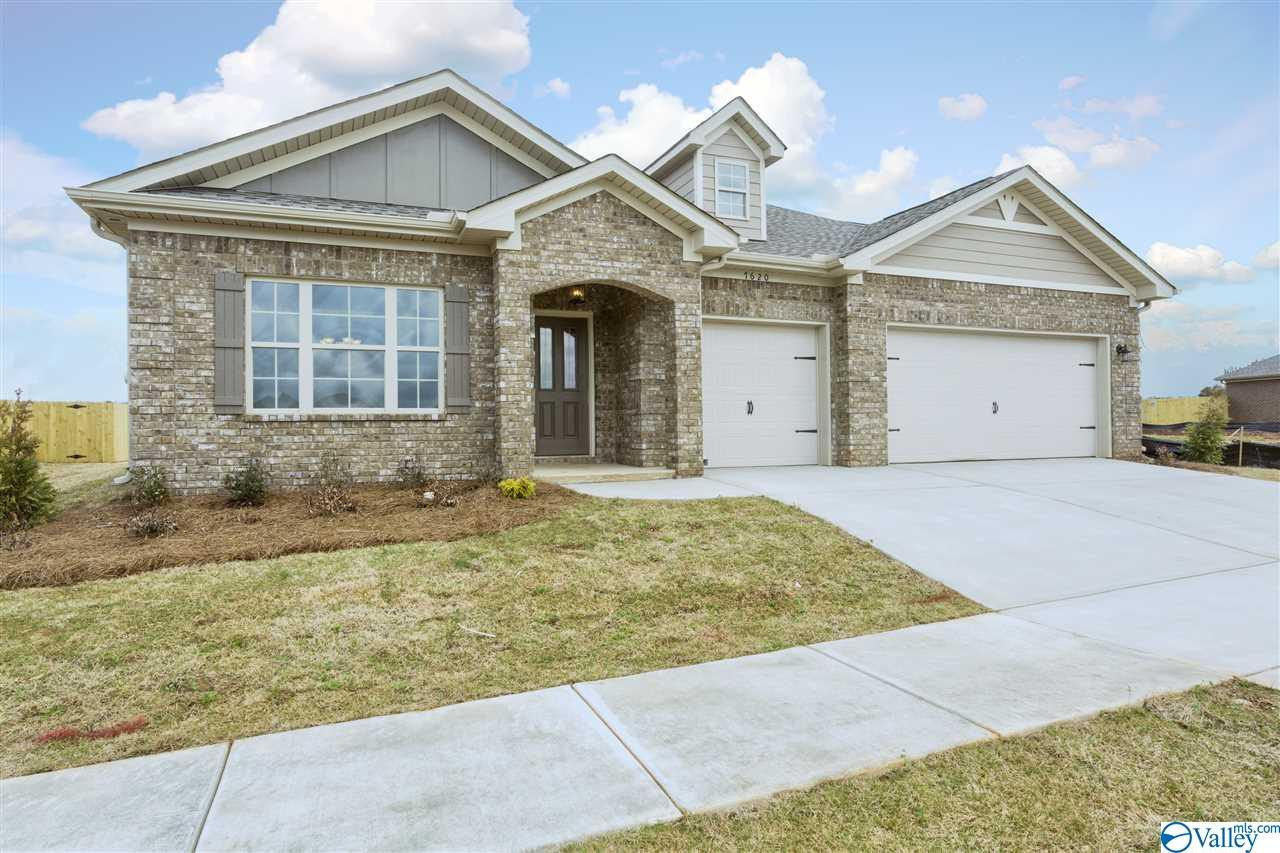 Anslee Farms - The Estates - New Homes in Huntsville, AL