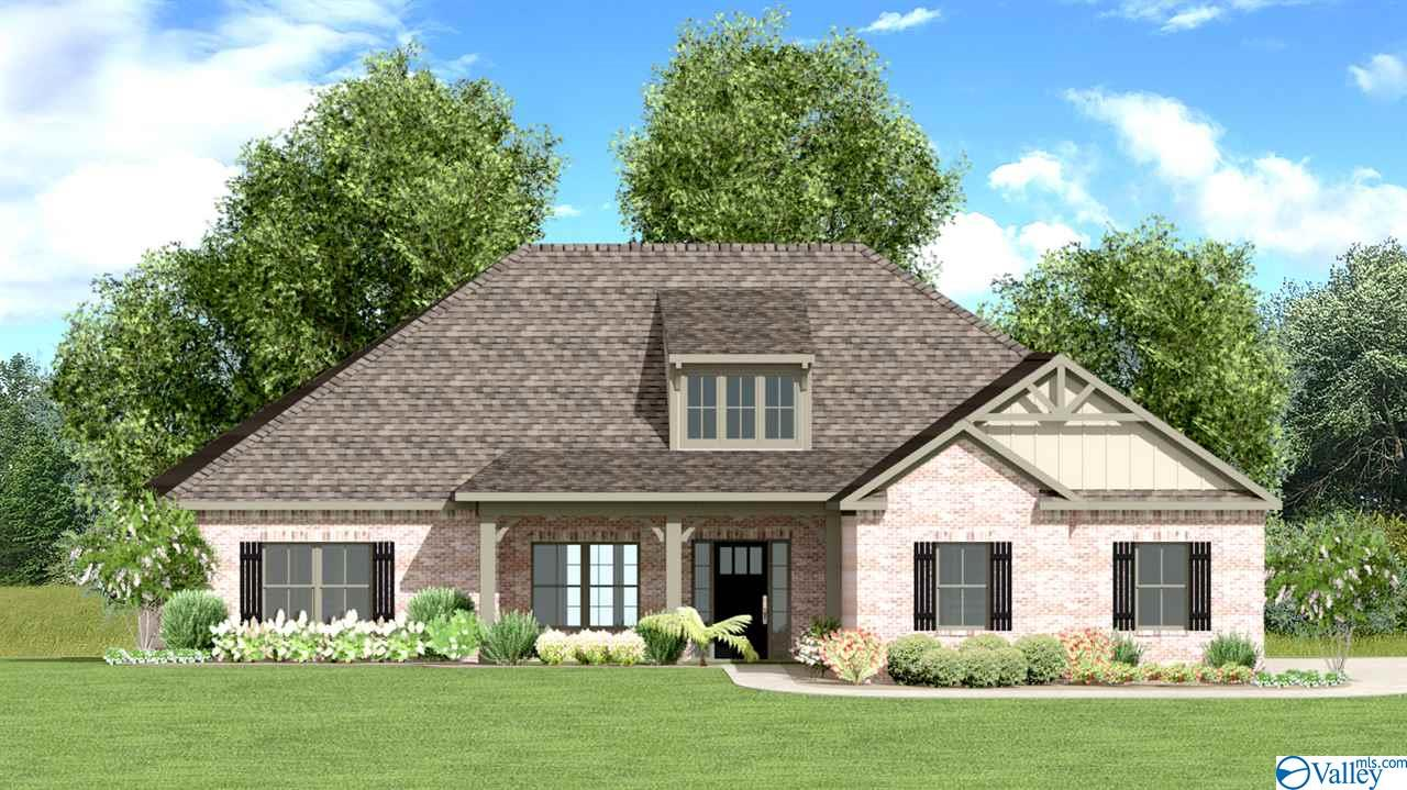 Under construction now with an estimated completion of Dec 2019. Own a new home for Christmas! You'll love the layout in this 4 bedroom home with an open concept. Entertain with ease with the kitchen opening into the great room over a huge granite island! Relax in the isolated master suite with a trey ceiling & a private glamour bath with double vanities, a large shower & separate tub, & a huge walk-in closet. The other 3 bedrooms share 2 more full baths & there's even a powder bath for the guests! Hardwood floors in all of the living areas, extensive trim work & upgraded appliances including a gas range will make you want to call this your home. Call today for more info!
